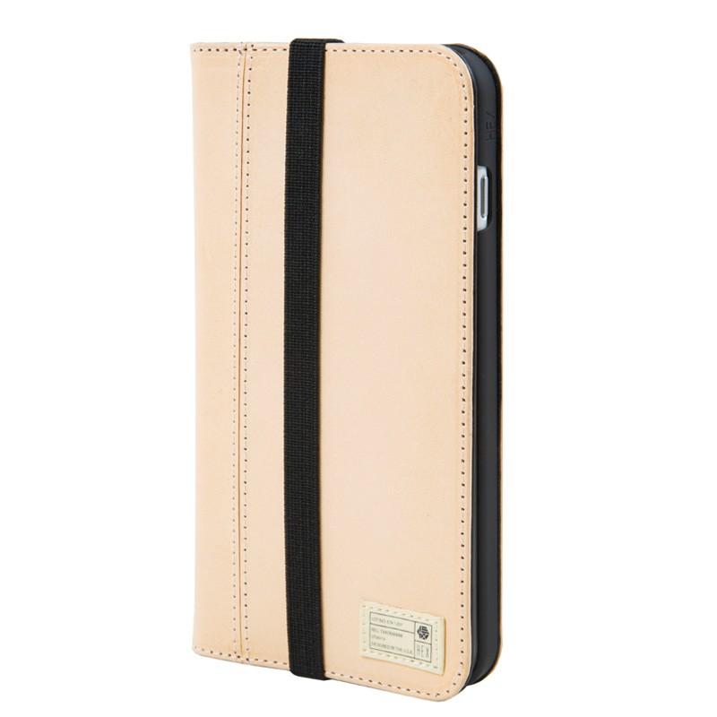 Hex Icon Wallet iPhone 7 Plus Vachetta - 1