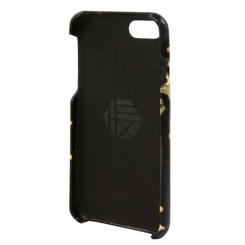 Hex Solo Wallet iPhone 7 Black/Gold - 4