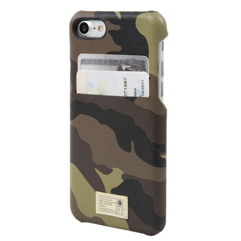 Hex Solo Wallet iPhone 7 Camouflage - 1
