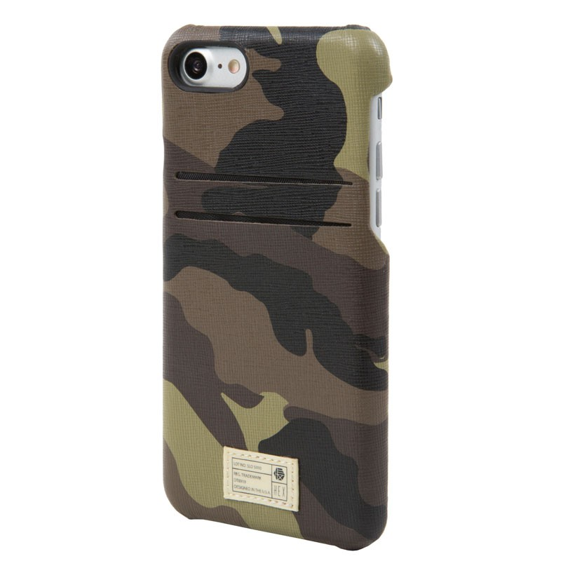 Hex Solo Wallet iPhone 7 Camouflage - 2
