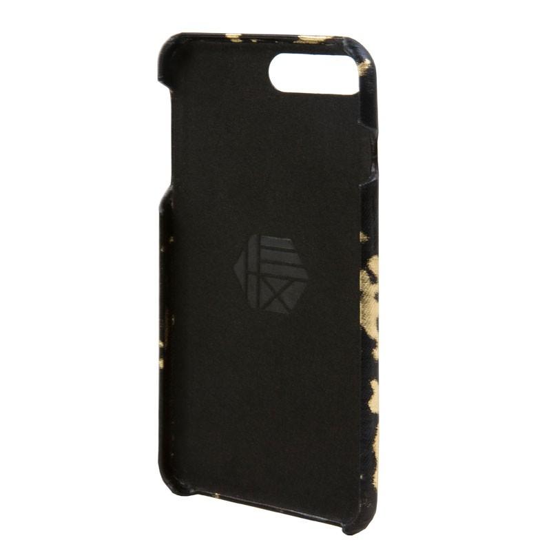 Hex Solo Wallet iPhone 7 Plus Hoesje Black/Gold - 4