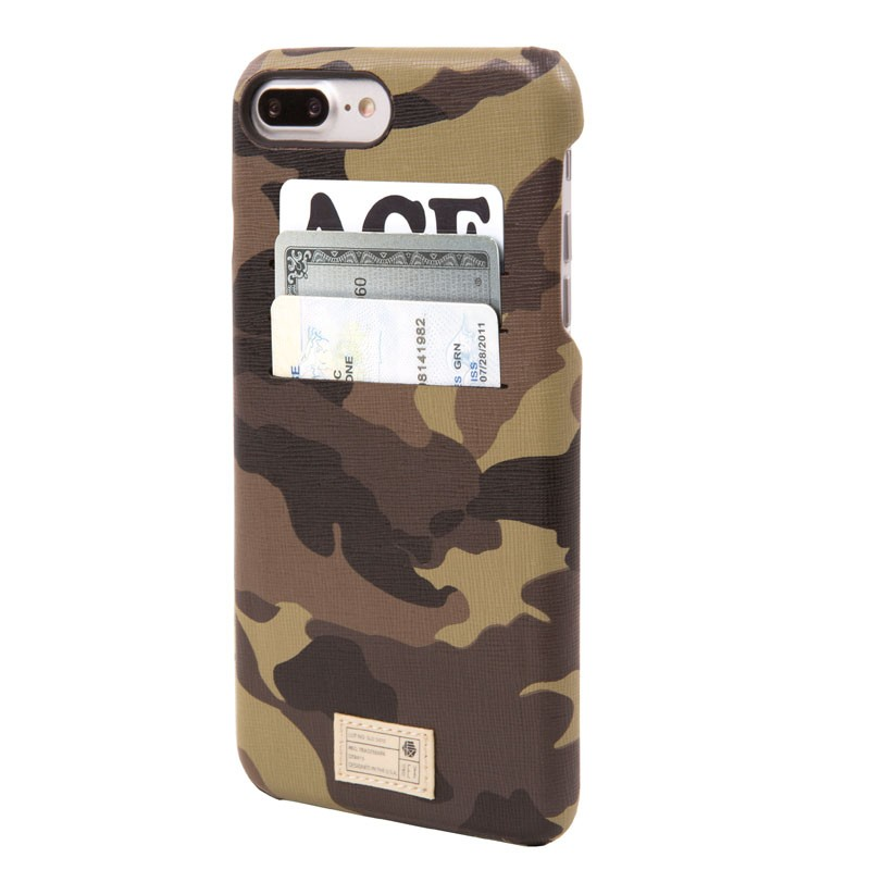 Hex Solo Wallet iPhone 7 Plus Hoesje Camouflage - 1