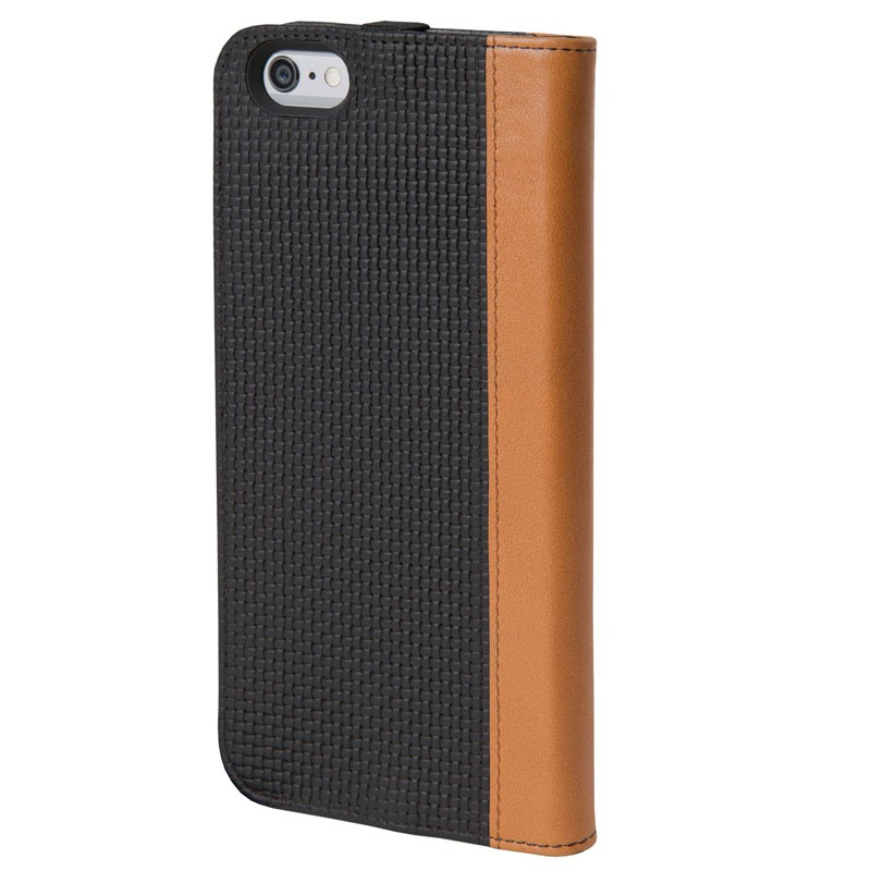 HEX Icon Wallet Case iPhone 6 Plus Black Woven - 2