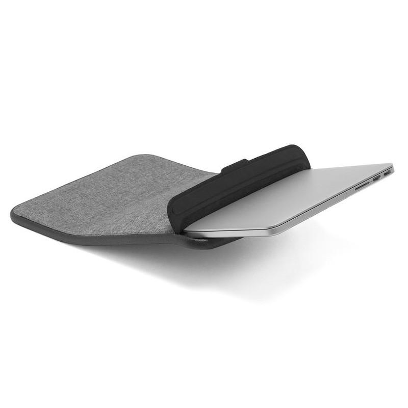 Incase ICON Sleeve Macbook 12 inch Heather Gray - 3