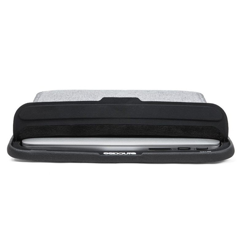 Incase ICON Sleeve Macbook 12 inch Heather Gray - 4