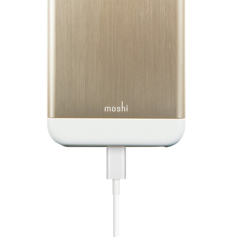 Moshi iGlaze Armour iPhone 6 Gold - 2