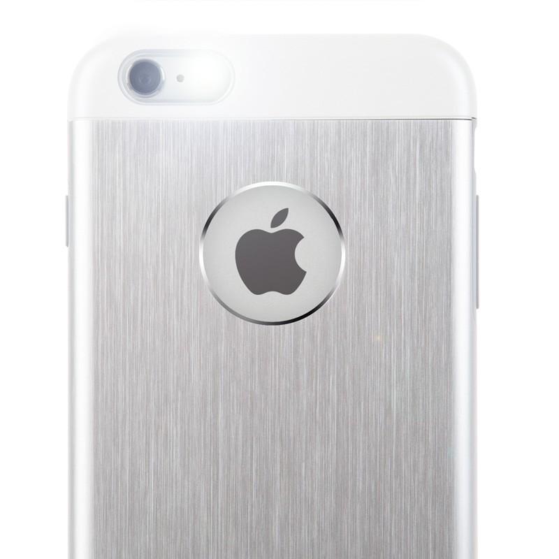 Moshi iGlaze Armour iPhone 6 Silver - 3