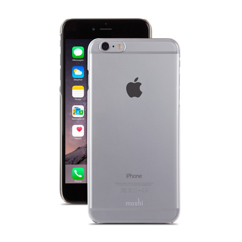 Moshi iGlaze XT iPhone 6 Clear - 4