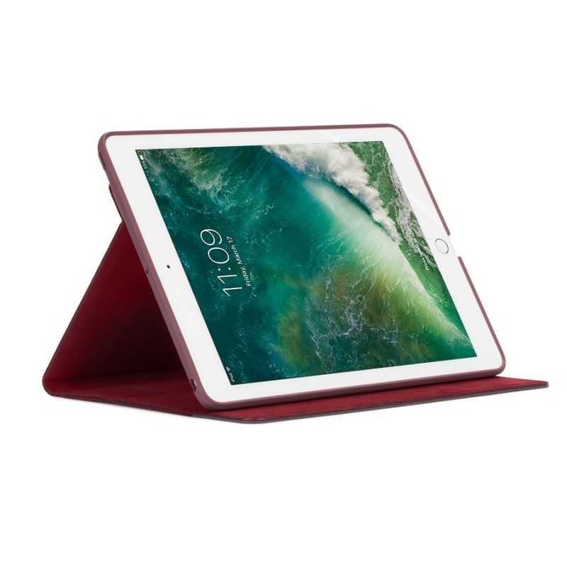 Incase Book Jacket Revolution iPad 9.7 inch (2018 / 2017) Rood - 2