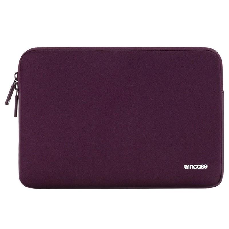 Incase - Ariaprene Classic Sleeve MacBook Pro 13 inch / Air 2018 Aubergine 02