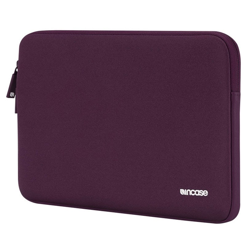 Incase - Ariaprene Classic Sleeve MacBook Pro 13 inch / Air 2018 Aubergine 03