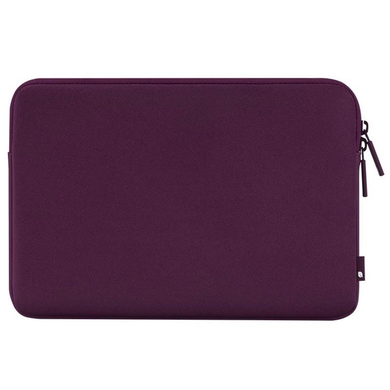 Incase - Ariaprene Classic Sleeve MacBook Pro 13 inch / Air 2018 Aubergine 05