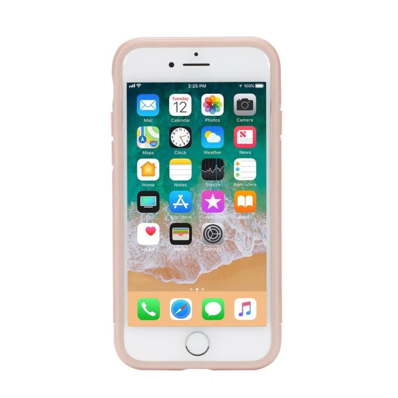 Incase Dual Snap iPhone 8/7 Hoesje Roze - 4