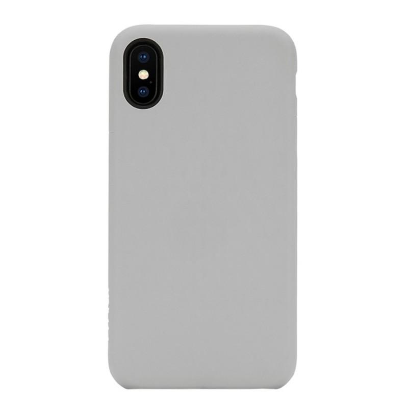 Incase Facet Case iPhone X/Xs Lichtgrijs - 1