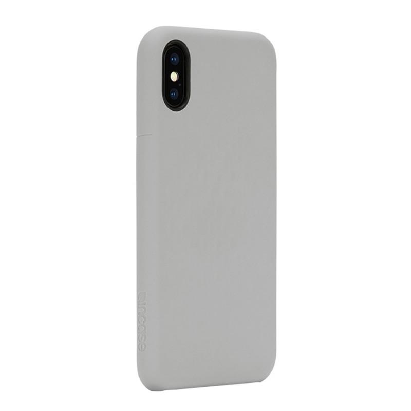 Incase Facet Case iPhone X/Xs Lichtgrijs - 2
