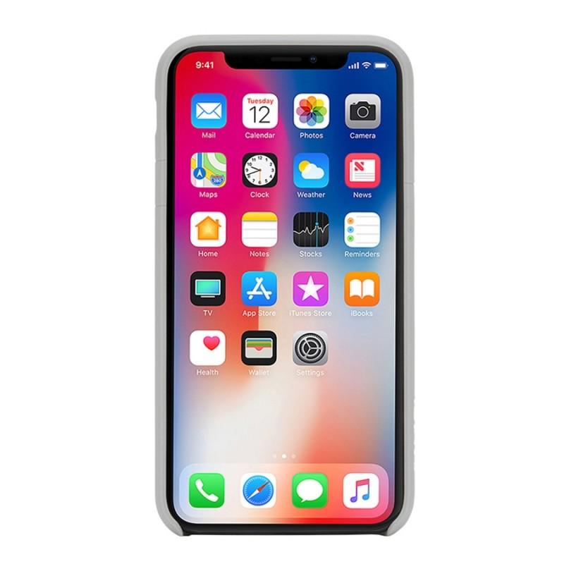Incase Facet Case iPhone X/Xs Lichtgrijs - 4