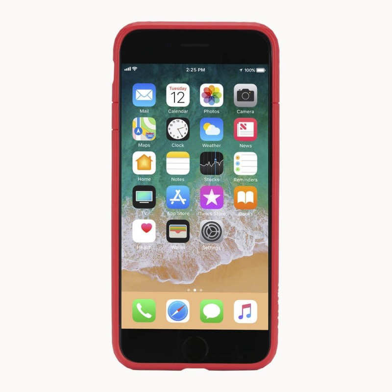 Incase Frame Case iPhone 8/7 Bumper Rood - 2