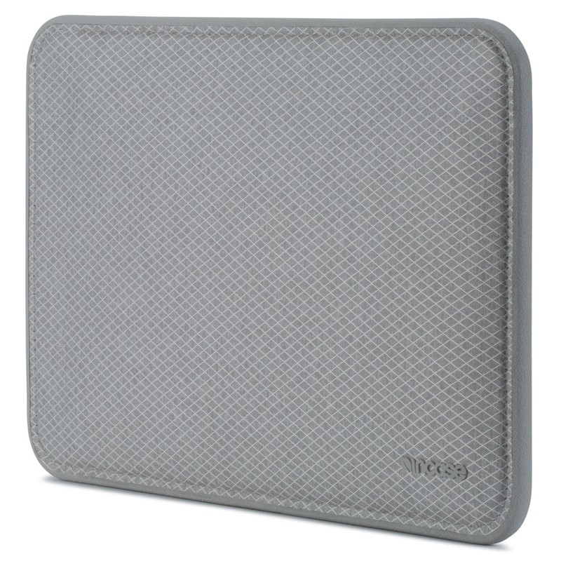 Incase - ICON Sleeve MacBook 12 inch Diamond Ripstop Grey 09