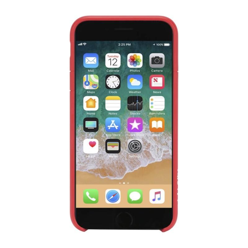 Incase Lite Case iPhone 8/7 Hoesje Rood - 3