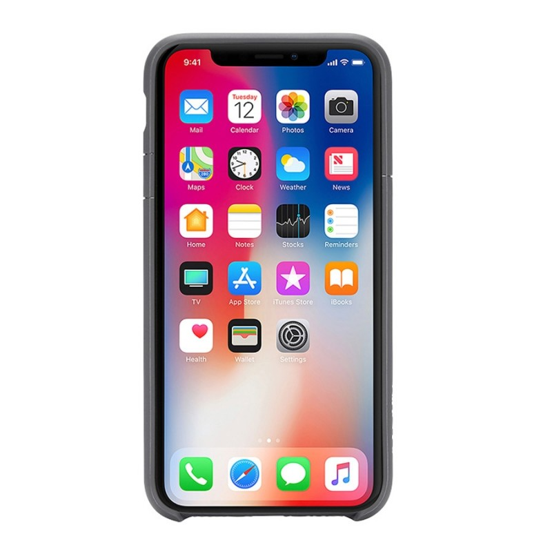 Incase Lite Case iPhone X/Xs Gunmetal - 4