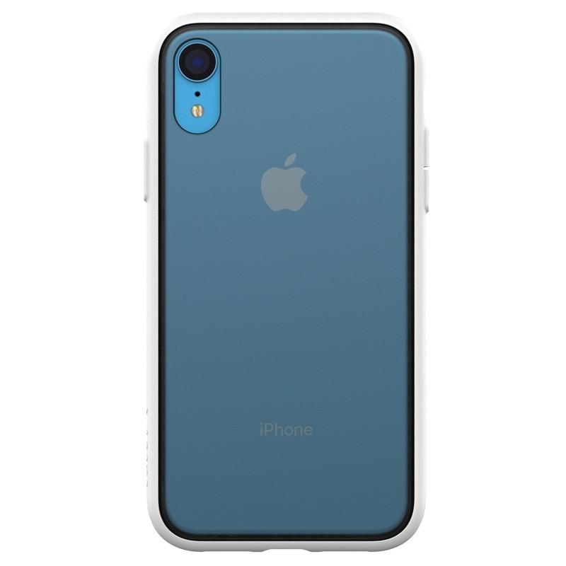 Incase Pop Case II iPhone XR Hoesje Ivory 01