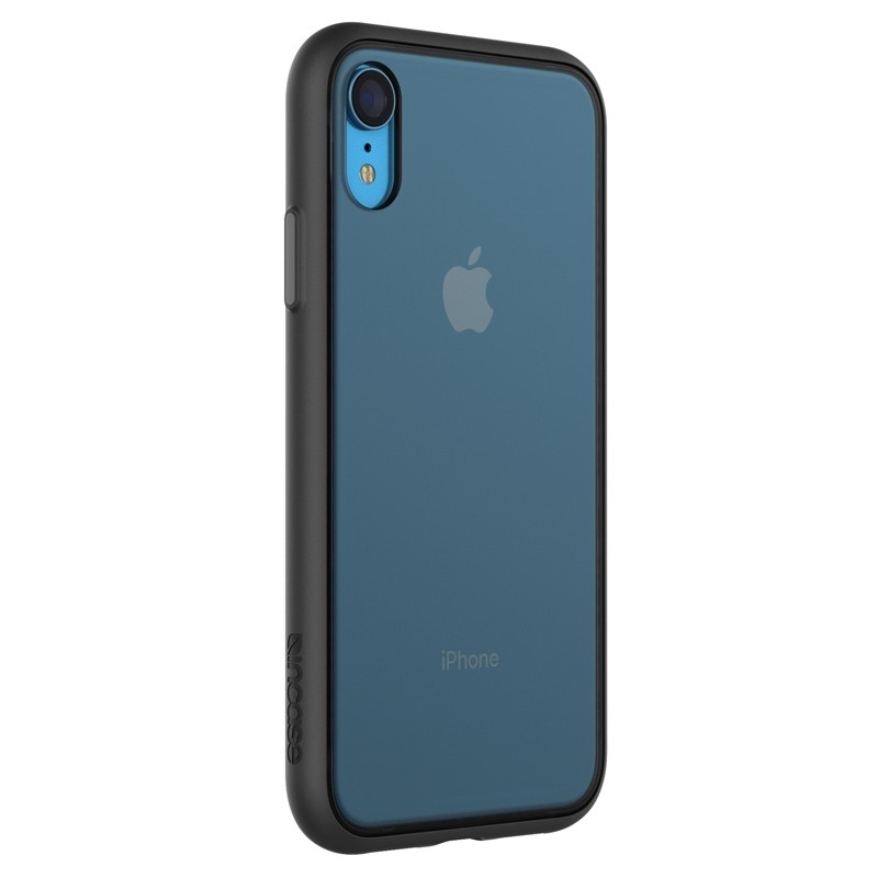 Incase Pop Case II iPhone XR Hoesje Zwart 04