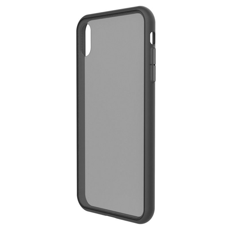 Incase Pop Case II iPhone XS Max Hoesje Zwart 02