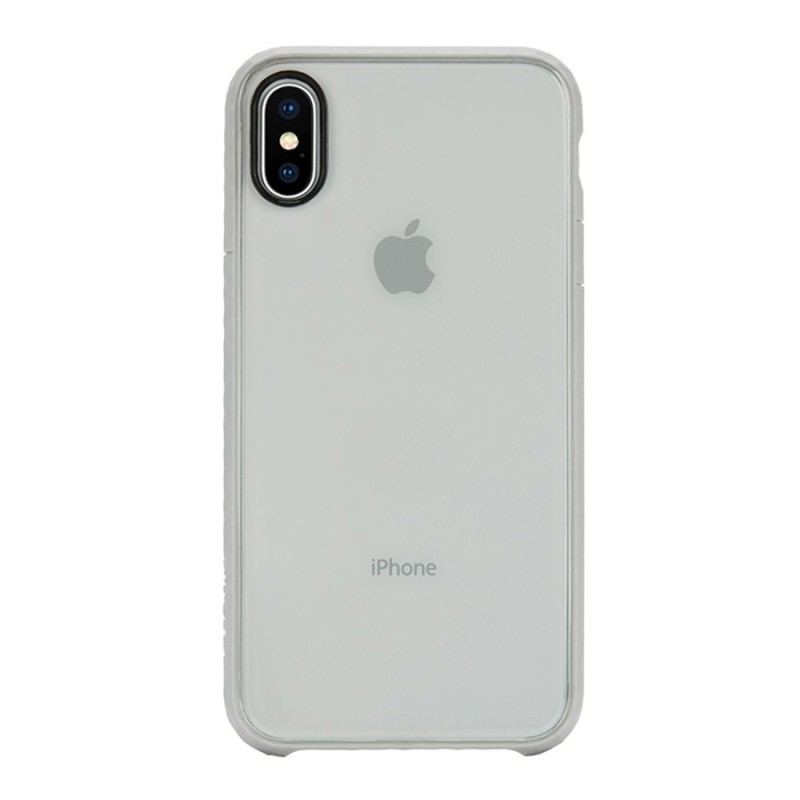 Incase Pop Case iPhone X/Xs Grijs/Transparant - 1