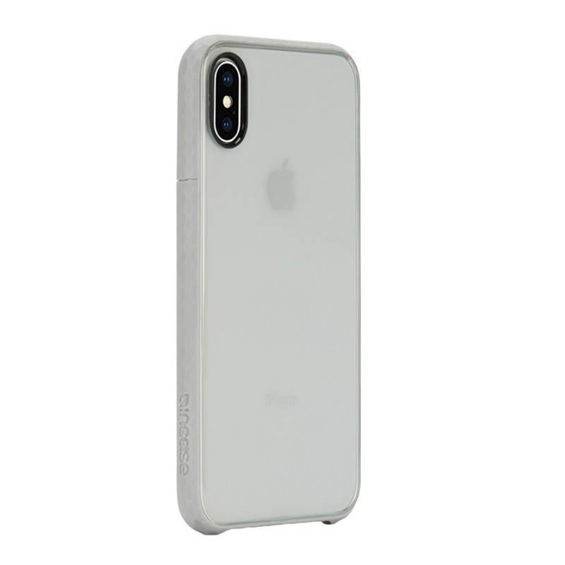 Incase Pop Case iPhone X/Xs Grijs/Transparant - 2