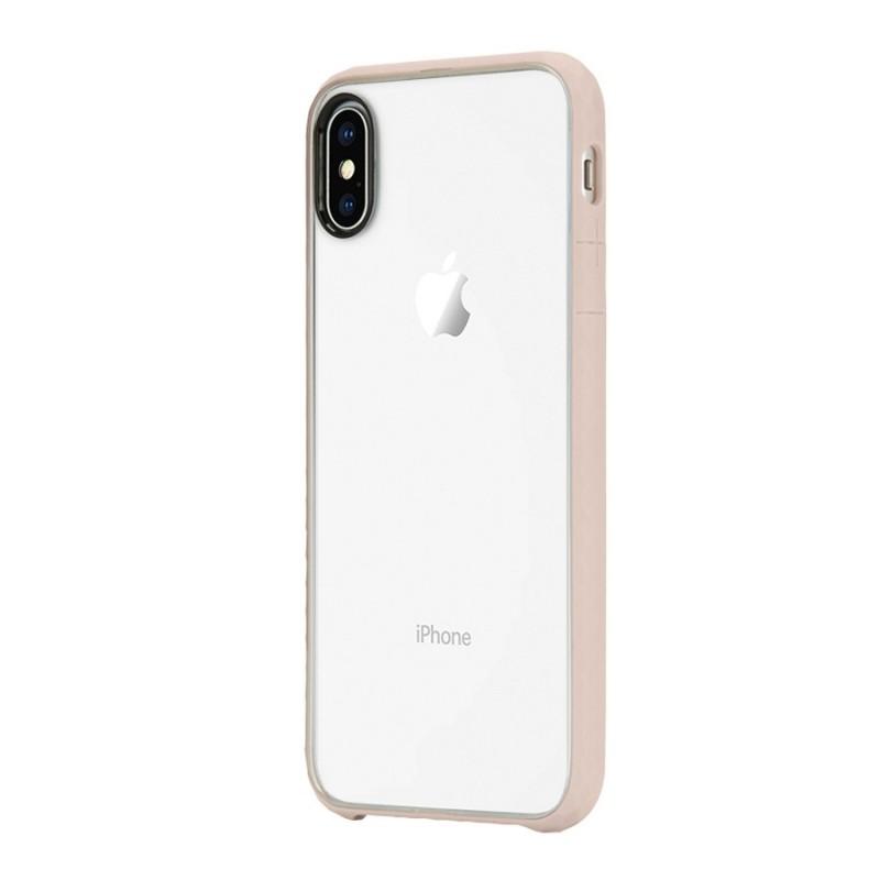 Incase Pop Case iPhone X/Xs Roze/Transparant - 2