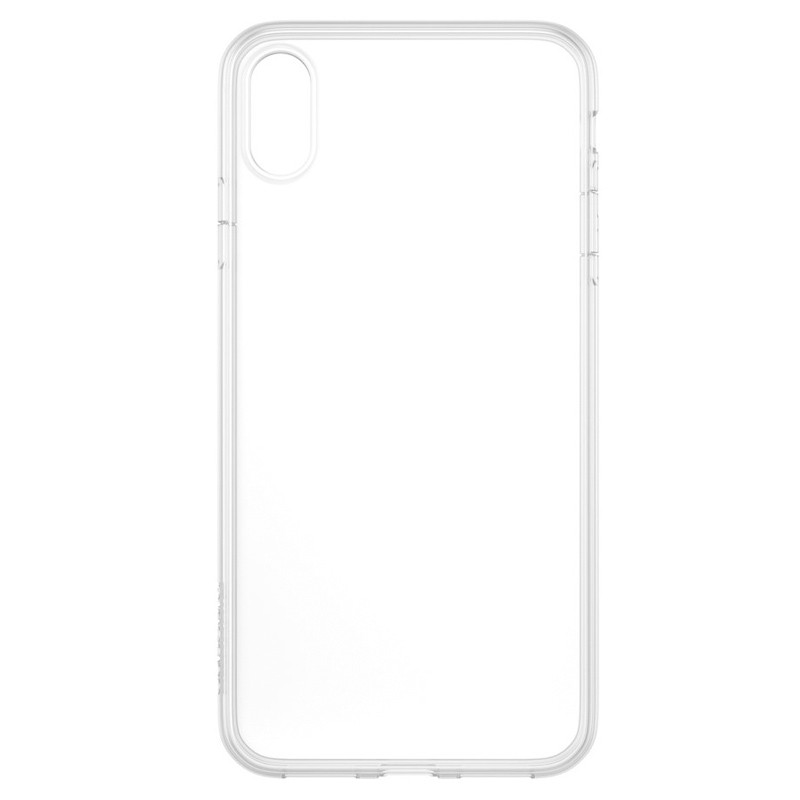 Incase - Protective Clear Cover iPhone XS Max Transparant 01