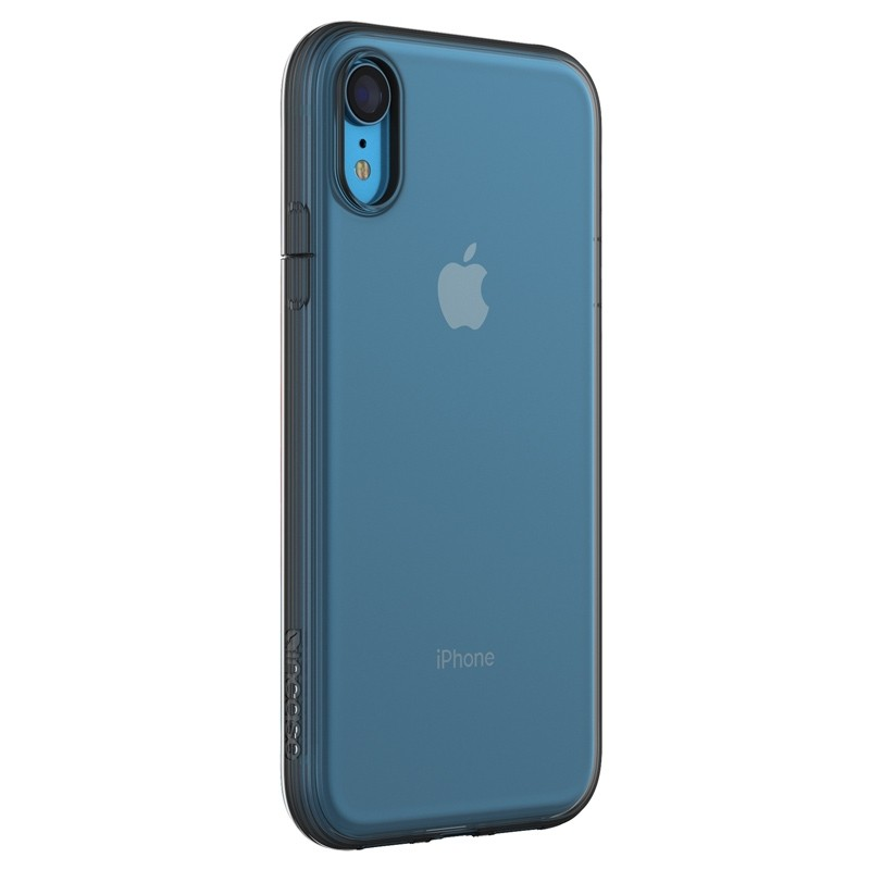 Incase Protective Clear Cover iPhone XR Zwart 04