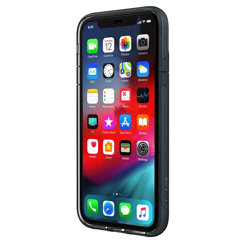 Incase Protective Clear Cover iPhone XR Zwart 02
