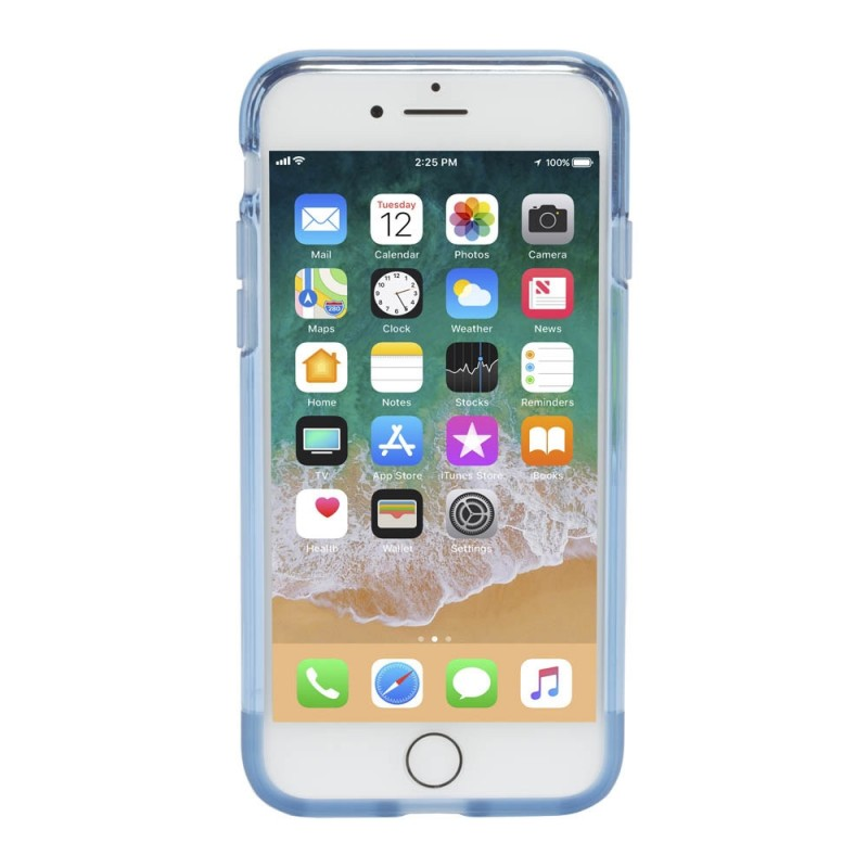 Incase Protective Cover iPhone 8/7 Poeder Blauw - 3