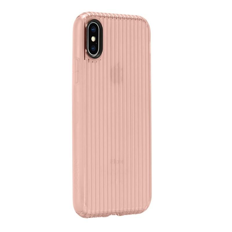 Incase Protective Guard iPhone X/Xs Hoesje Roze - 2