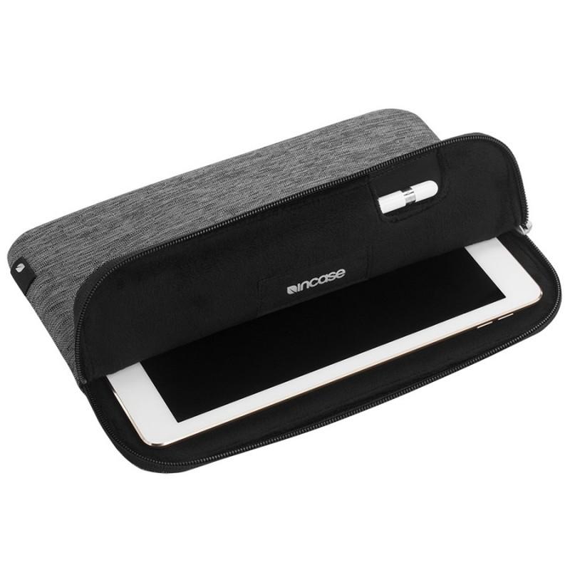 Incase Slim Sleeve iPad Pro 12.9 Heather Black - 3
