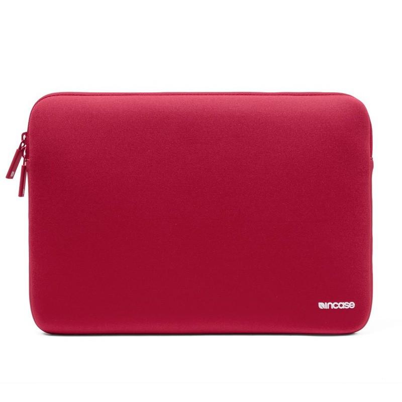 Incase Classic Sleeve Macbook 12 inch Racing Red - 1