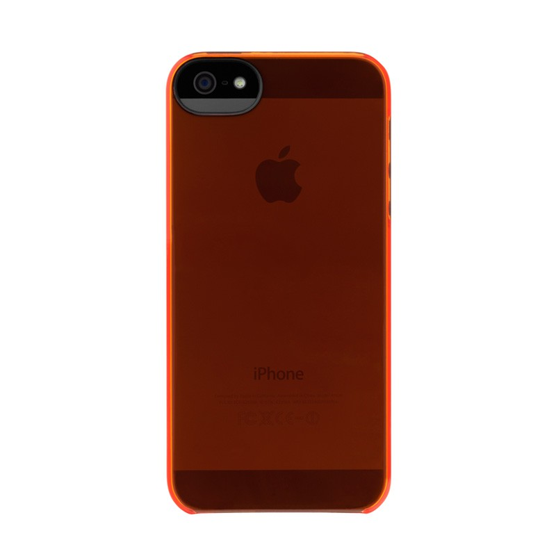 Incase Snap Case iPhone 5 Orange - 1