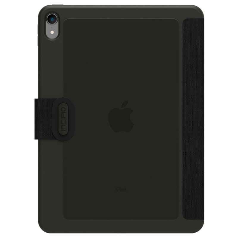 Incipio Clarion iPad Pro 11 inch Folio Hoes Zwart Transparant 04