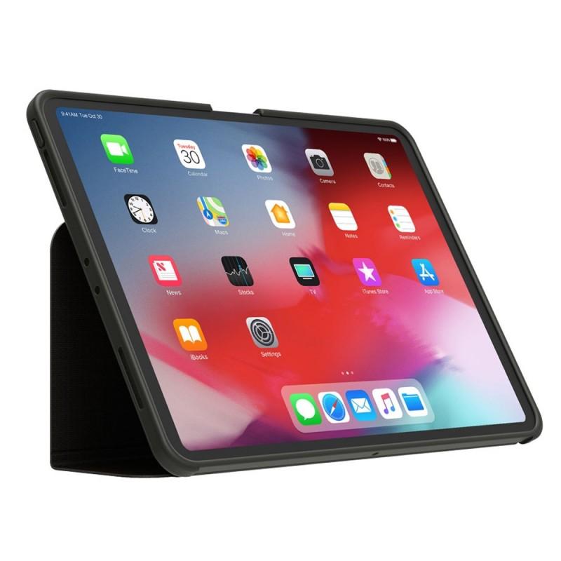 Incipio Clarion iPad Pro 11 inch Folio Hoes Zwart Transparant 06