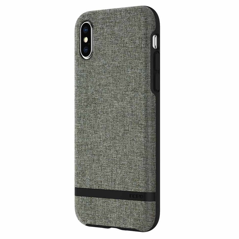 Incipio Esquire iPhone X Hoesje Forest Gray - 2