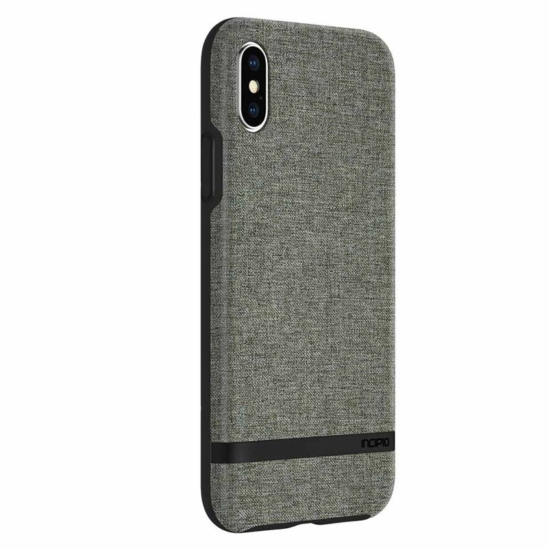 Incipio Esquire iPhone X Hoesje Forest Gray - 3