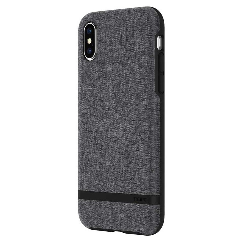 Incipio Esquire iPhone X/Xs Hoesje Grijs - 2