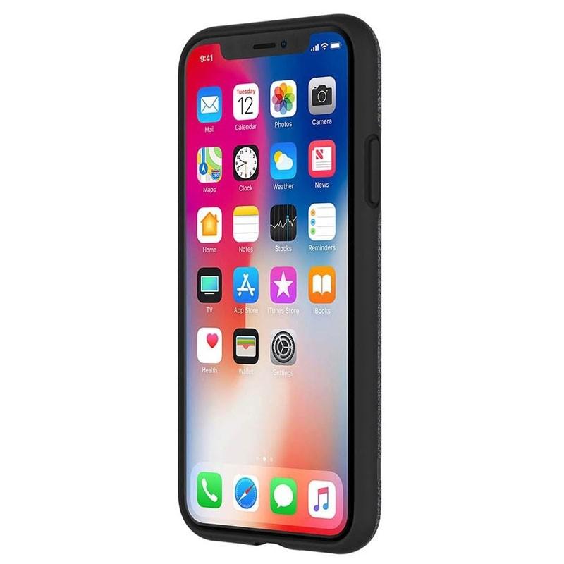 Incipio Esquire iPhone X/Xs Hoesje Grijs - 4