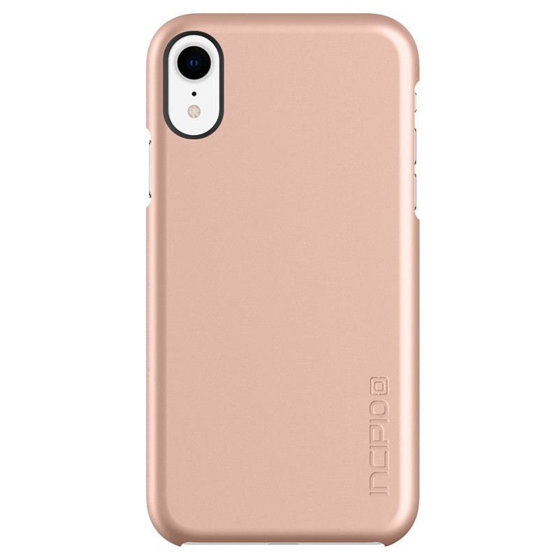 Incipio Feather iPhone XR Hoesje Roze Goud 04