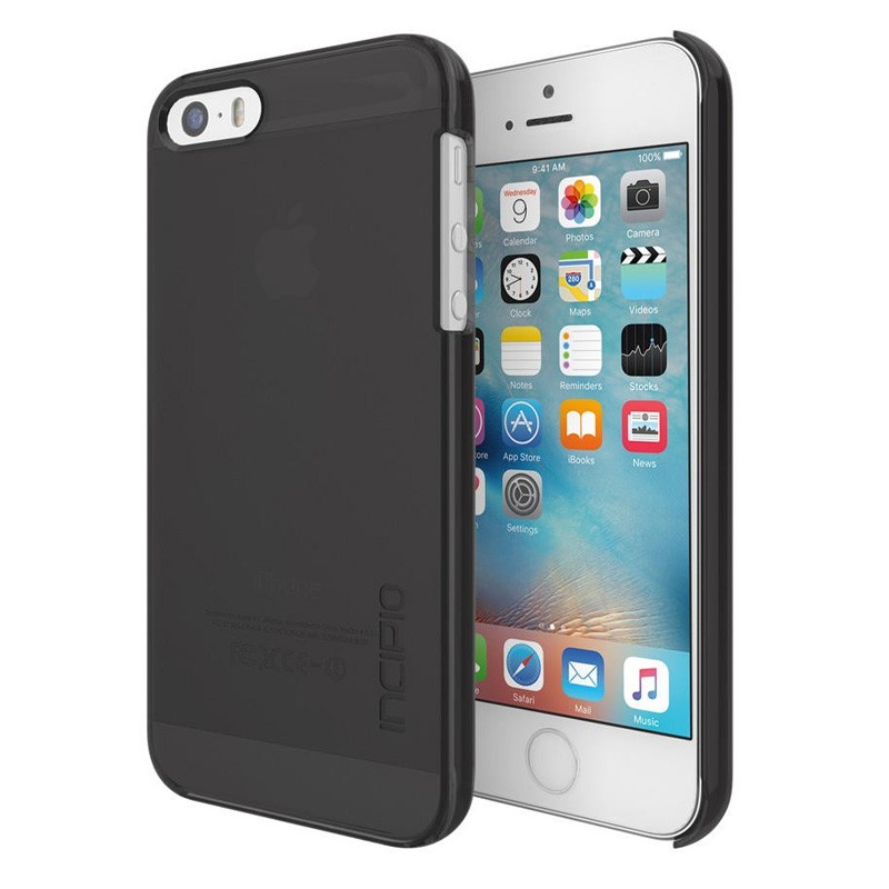Incipio Feather Pure iPhone SE / 5S / 5 Black - 1