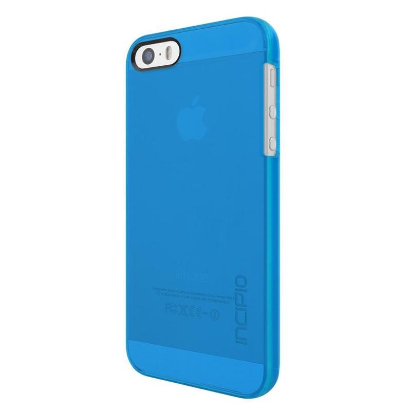 Incipio Feather Pure iPhone SE / 5S / 5 Cyan Blue - 2
