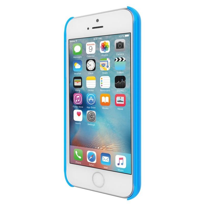 Incipio Feather Pure iPhone SE / 5S / 5 Cyan Blue - 3