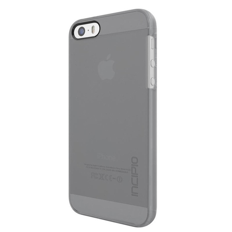 Incipio Feather Pure iPhone SE / 5S / 5 Gray - 2