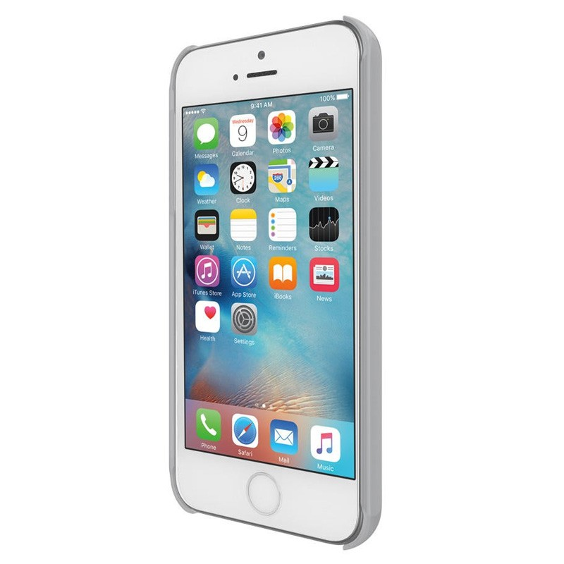 Incipio Feather Pure iPhone SE / 5S / 5 Gray - 3